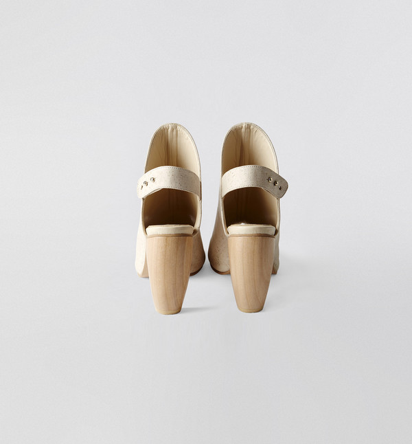 Sydney Brown High Sandal
