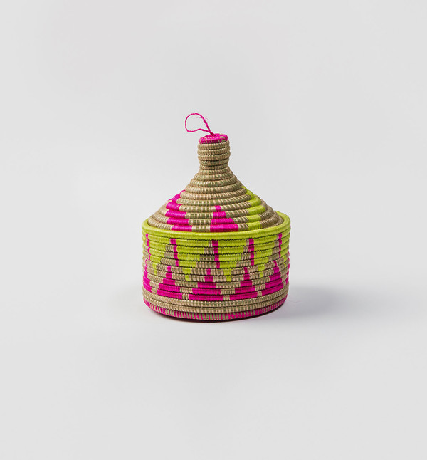 Indego Africa Neon Marrakech Basket
