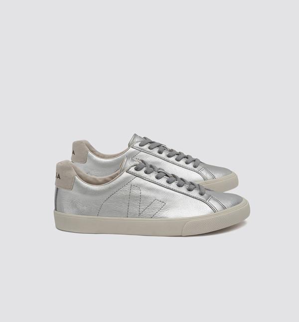 Veja Tennis Shoes Silver