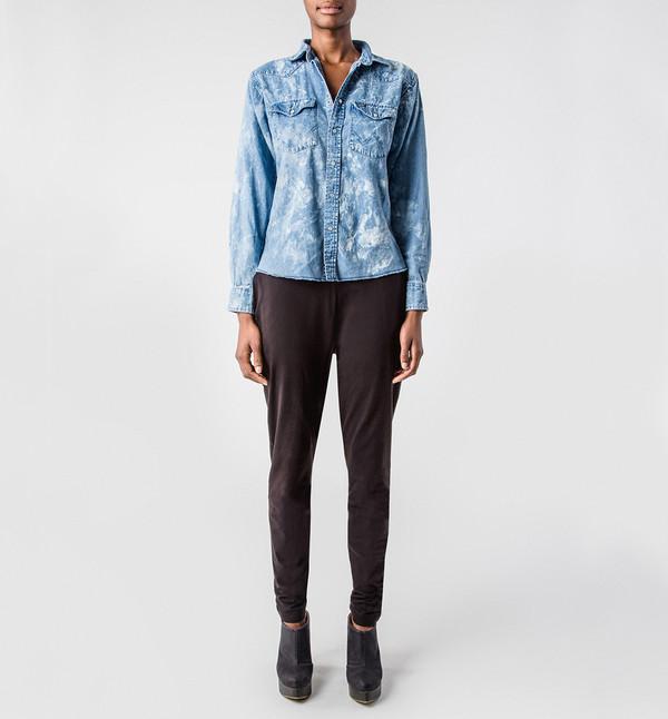 Rialto Jean Project Vintage Denim Shirt