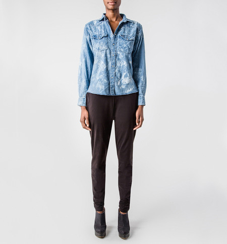 Rialto Jean Project Vintage Denim Shirt