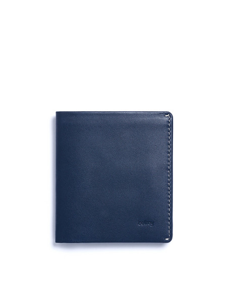 Bellroy Note Sleeve Wallet Blue Steel
