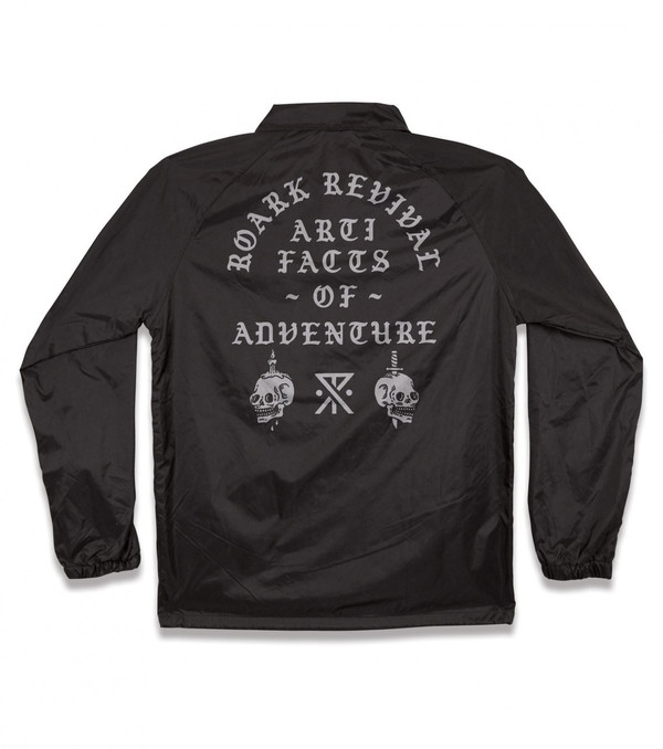 Men's Roark Revival Cursed Artifacts Coach Jacket