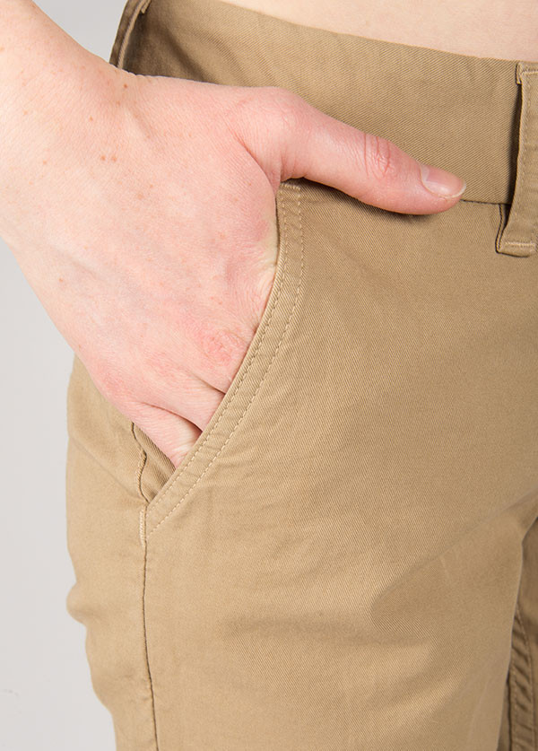 The West is Dead - Chino Pant in Khaki