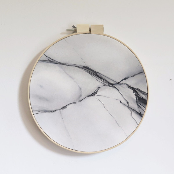 Ashley Opperman Large hoop