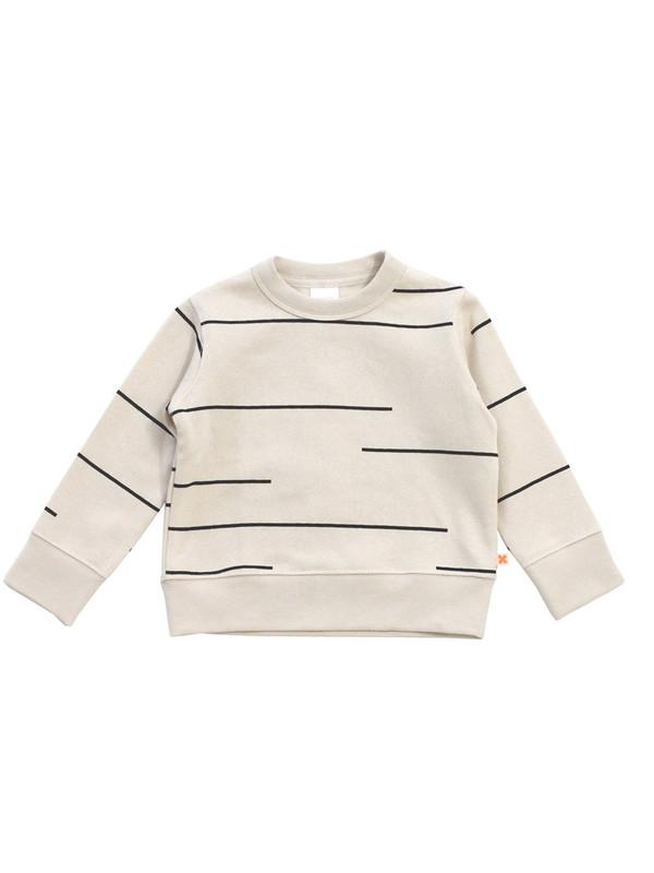 Tinycottons Lines Fleece Sweatshirt