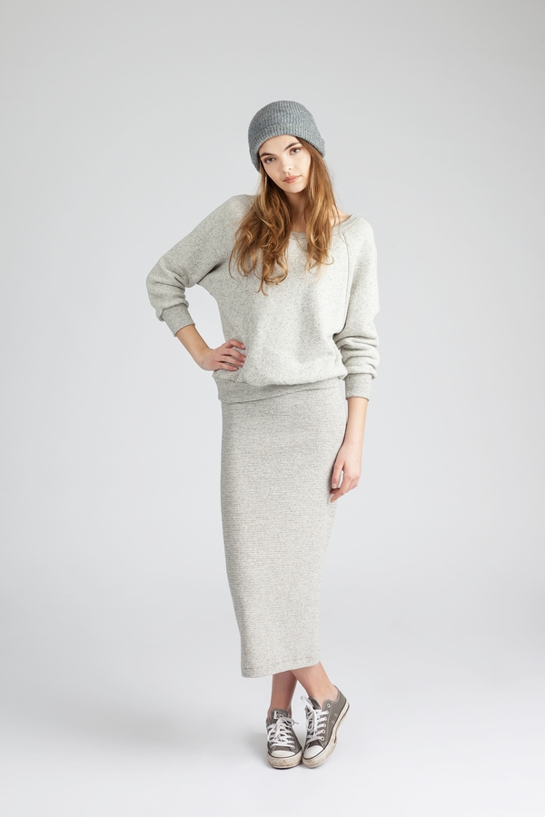 Pillar by Allisonwonderland 'Kick' sweatshirt
