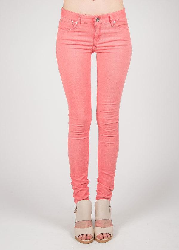 Williamsburg Garment Company - Bedford Ave Skinny in Coral