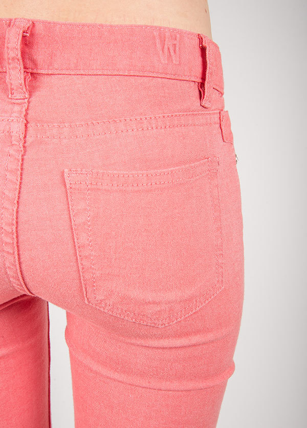 Williamsburg Garment Company - Bedford Ave Skinny in Coral