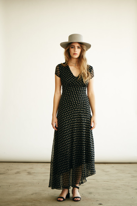 BETWEEN TEN Cienna Dress - Black