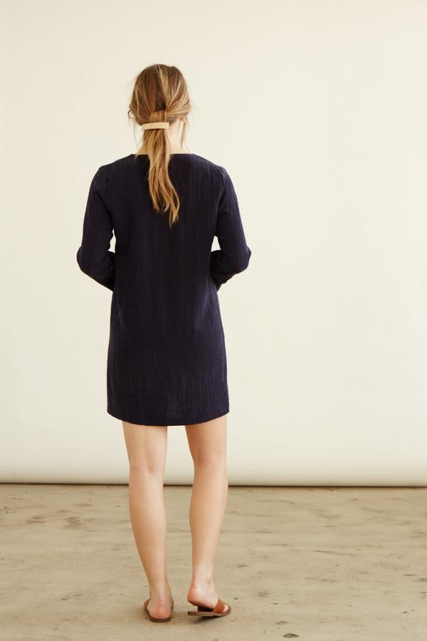 BETWEEN TEN Eden Shirtdress - Blue