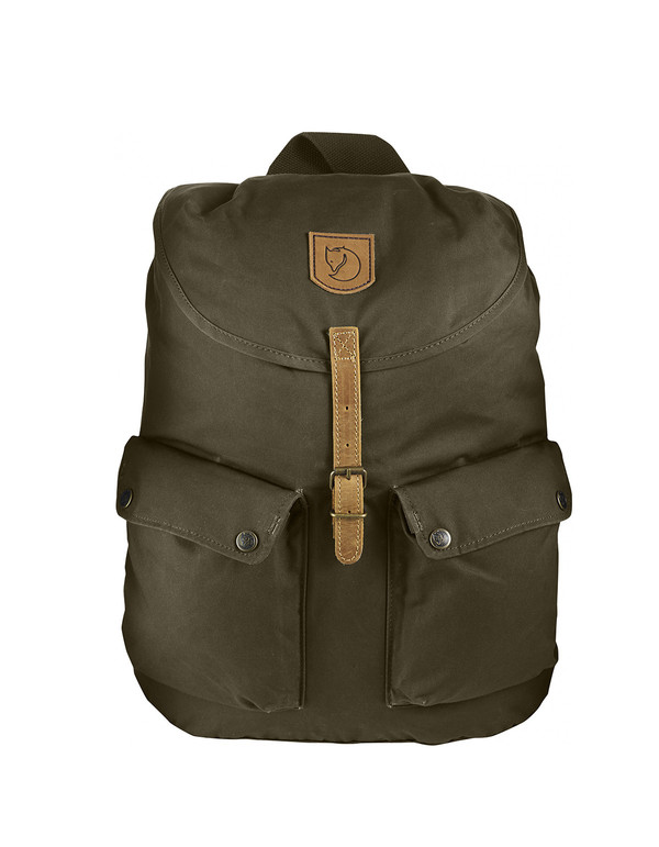 Fjallraven Greenland Backpack Dark Olive