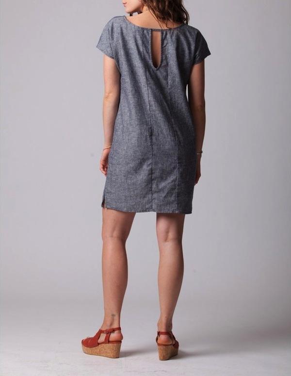Nicole Bridger Beachy Dress