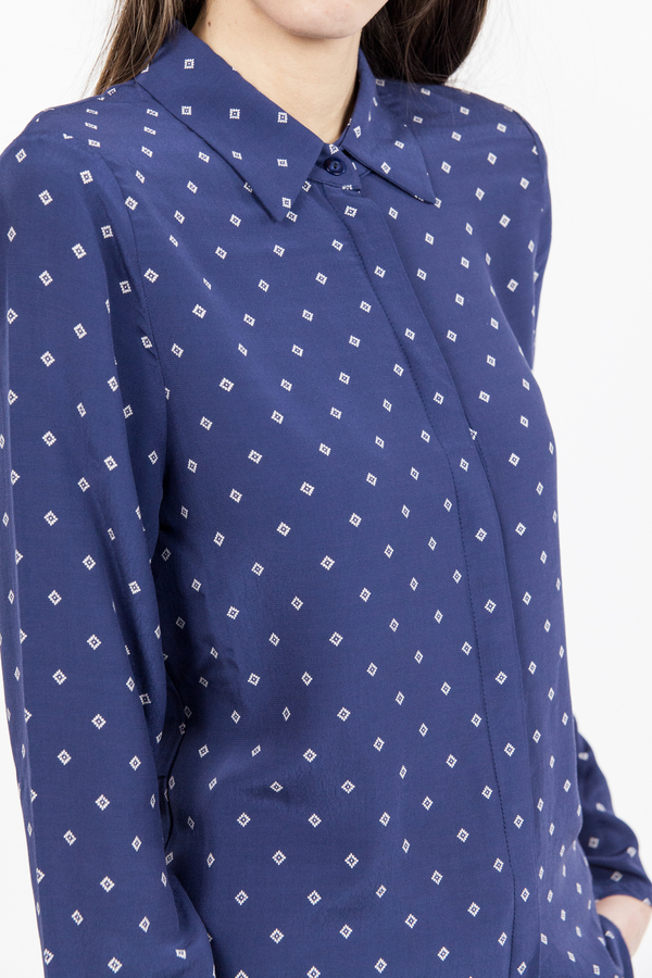Bec & Bridge Nightingale Shirt - Ink