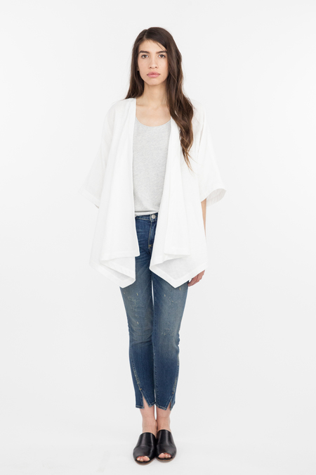 Obakki Bellevue Jacket - White