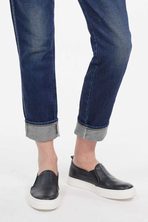 AMO Denim Tomboy - True Blue
