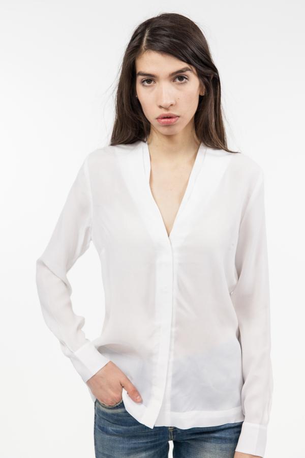 Just Female Mentor Shirt - White