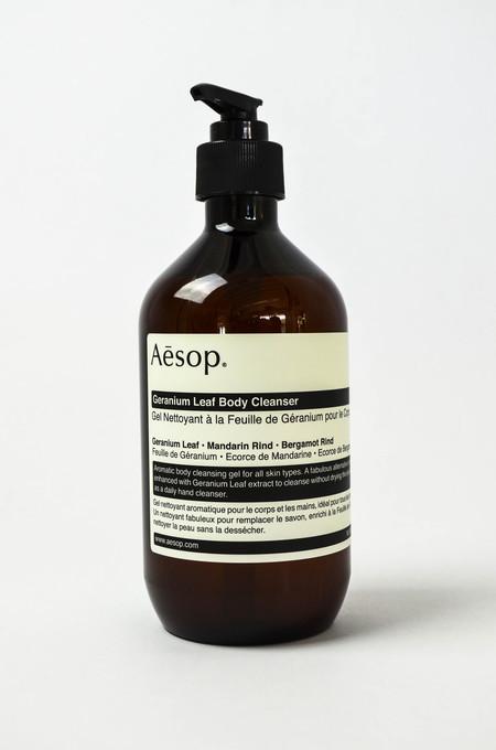 Aesop Geranium Body Leaf Cleanser