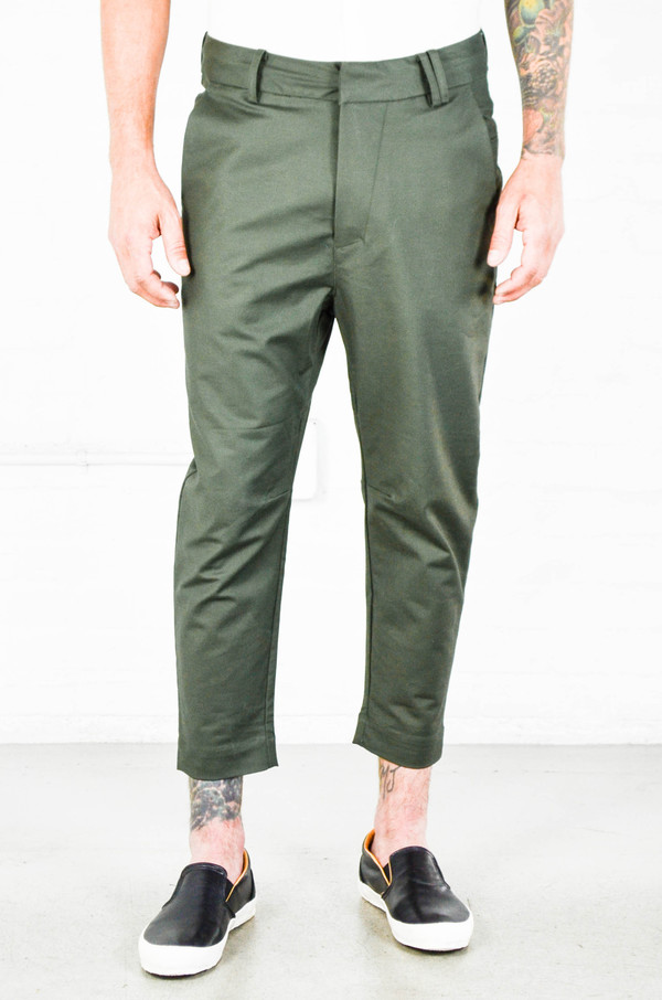 Chapter Green Carl Pant