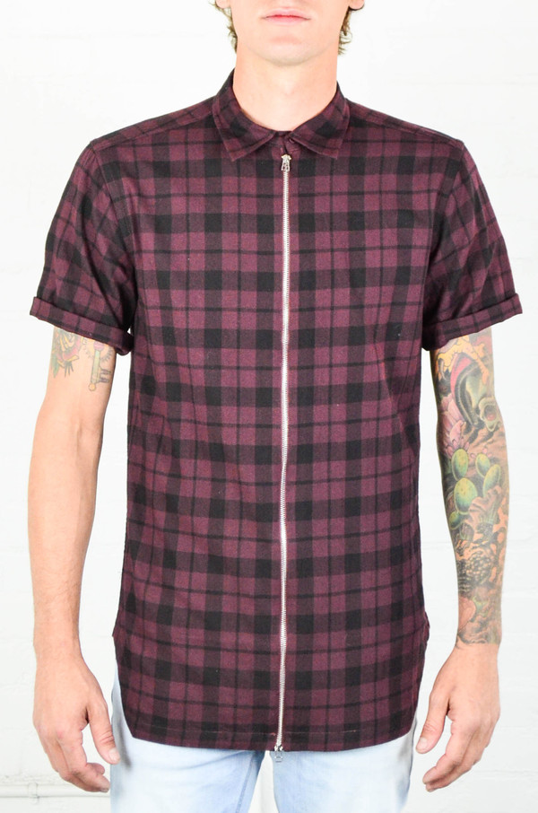 Men's Chapter Plaid Place Shirt