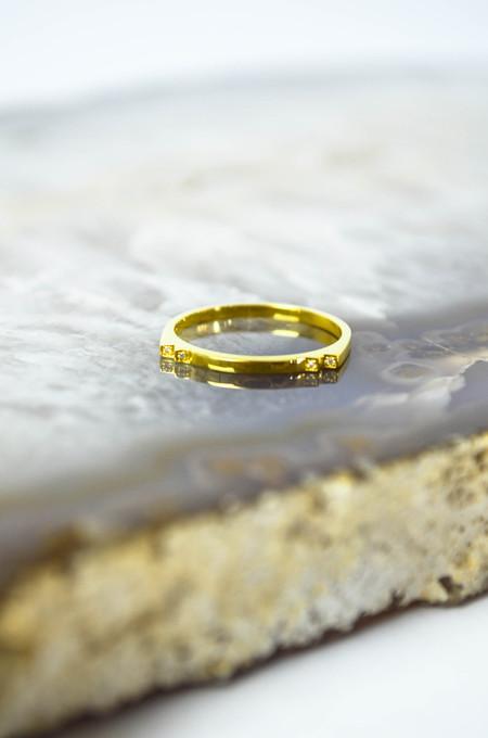 Maria Black Serra Diamond Ring