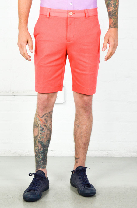 Men's Mr. Turk Rocky 2 Coral Short