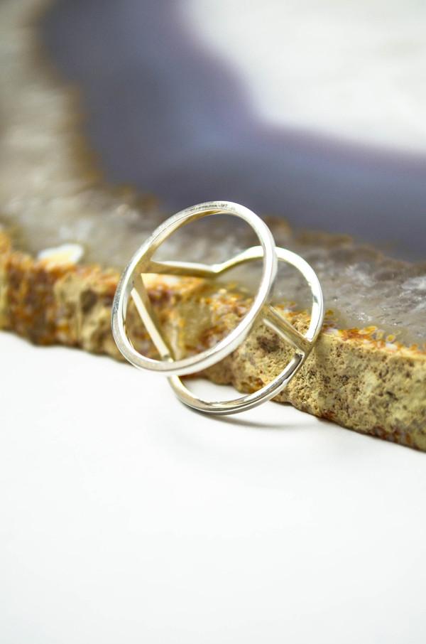 Still House Silver Dara Ring