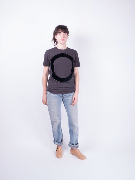 Correll Black Outline Tee