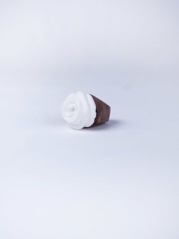 Paige Martin Woods Whipped Corian Ring