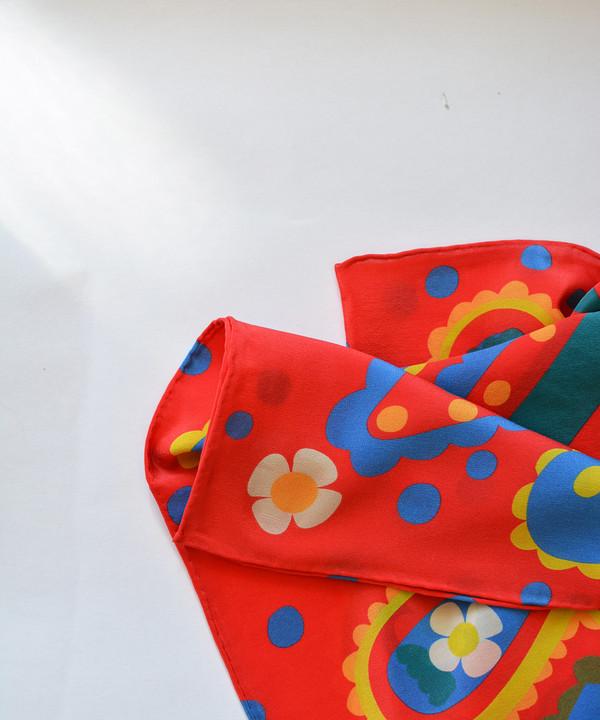 Eloi Adorable One Silk Scarf