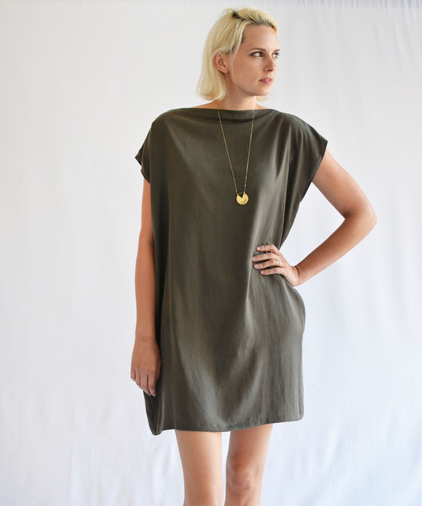 Hai Putty Sack Dress