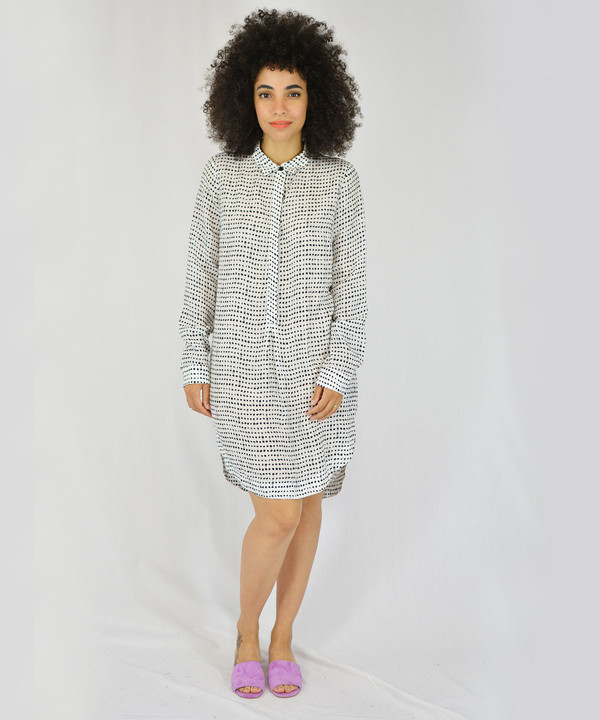 Just Female Dorthea Shirt Dress