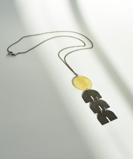 Natalie Joy Telesto Necklace
