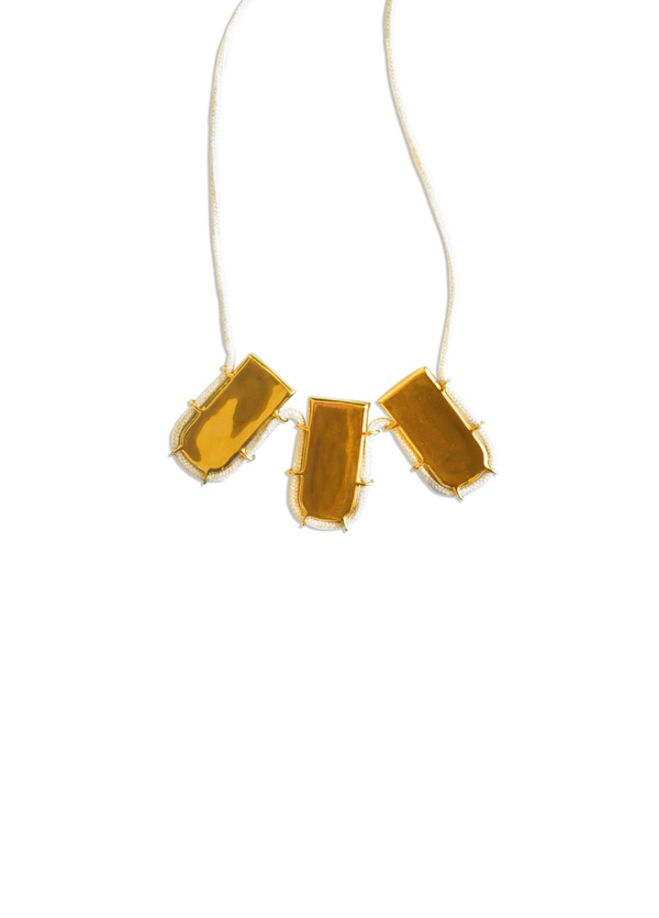 Triple Gully Necklace