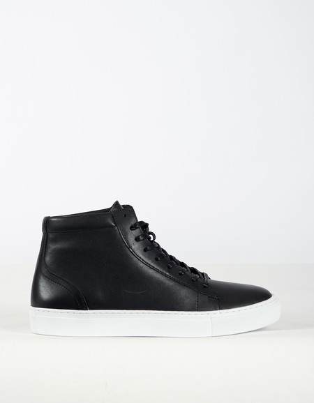 Men's Garment Project Legend High Top Sneaker Black