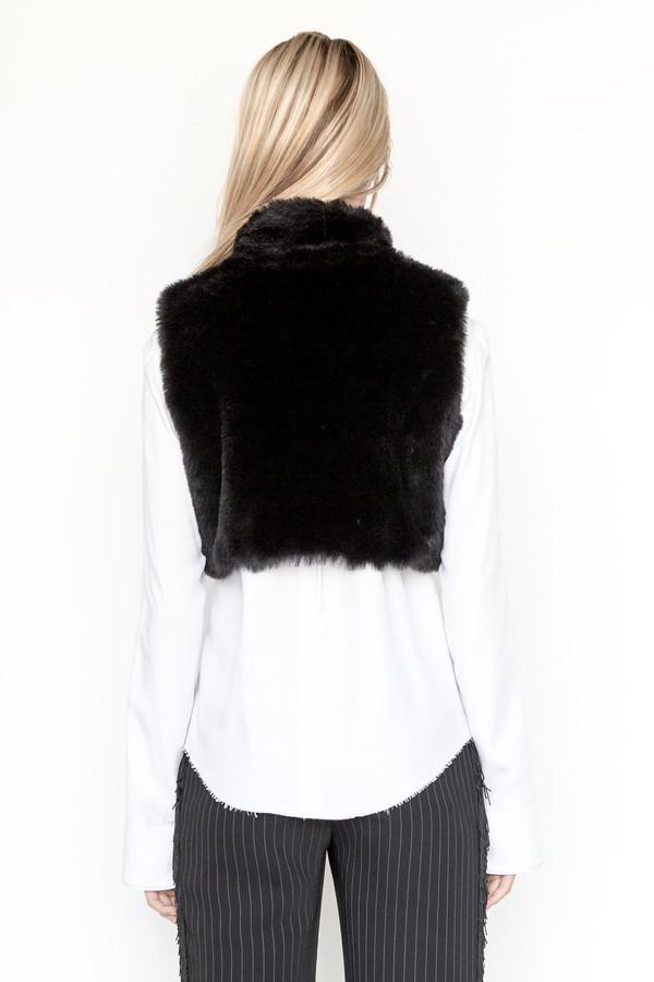 Assembly New York Faux Fur Vest