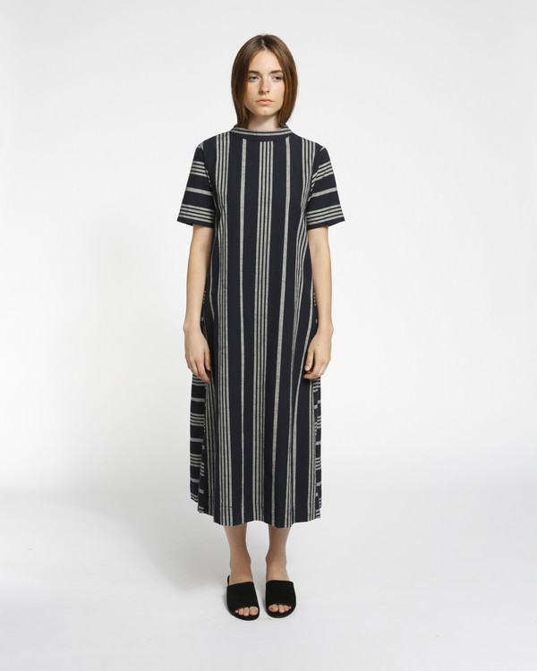 Ace & Jig Margaret dress in Selvedge