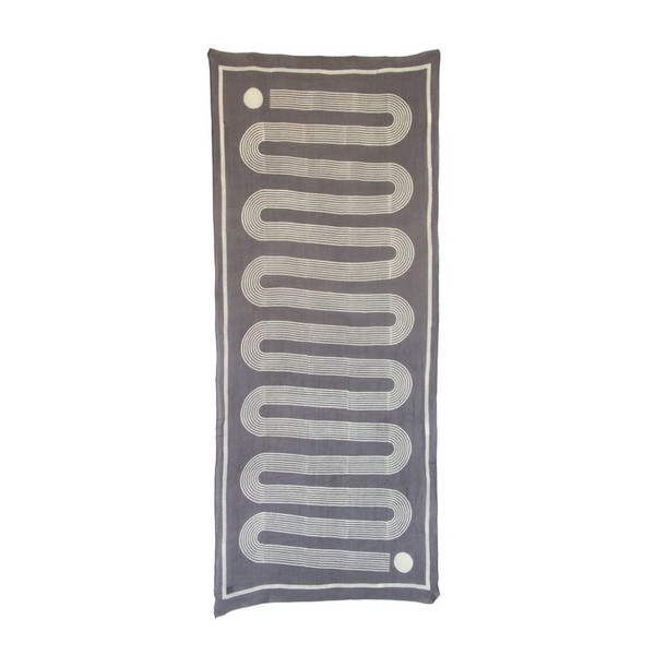 block shop sidewinder scarf