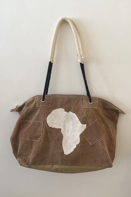 Ali Lamu Africa Tote