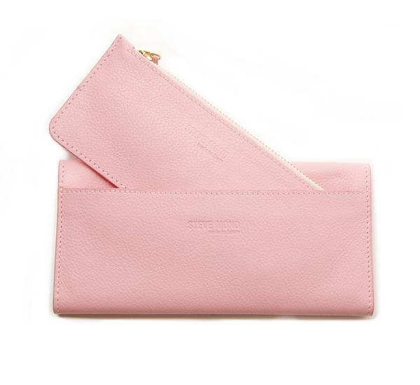 Pink 07/2 Wallet by Steve Mono