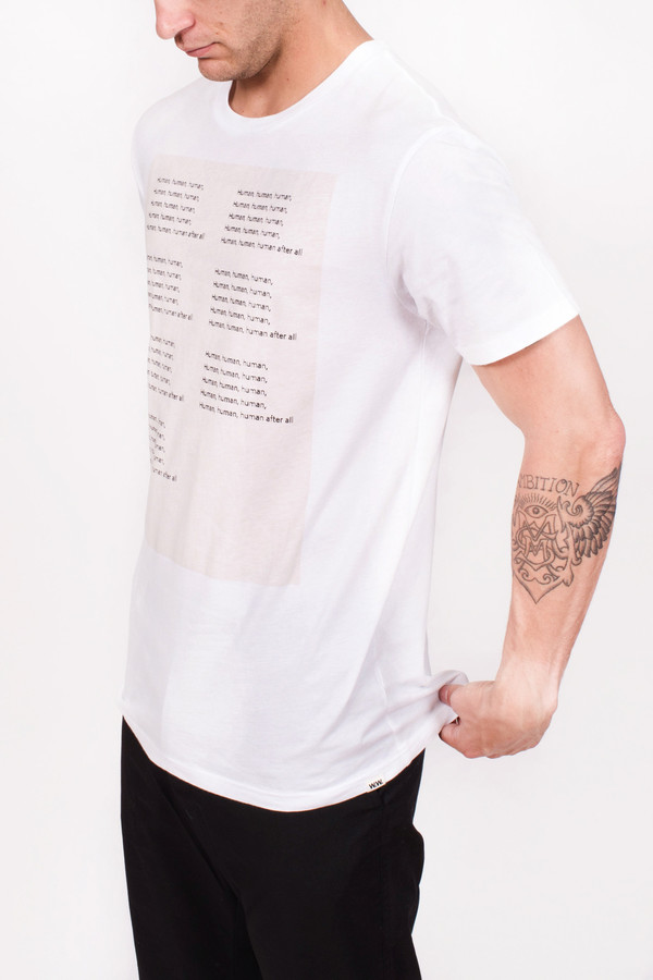 Men's Wood Wood Human T-shirt