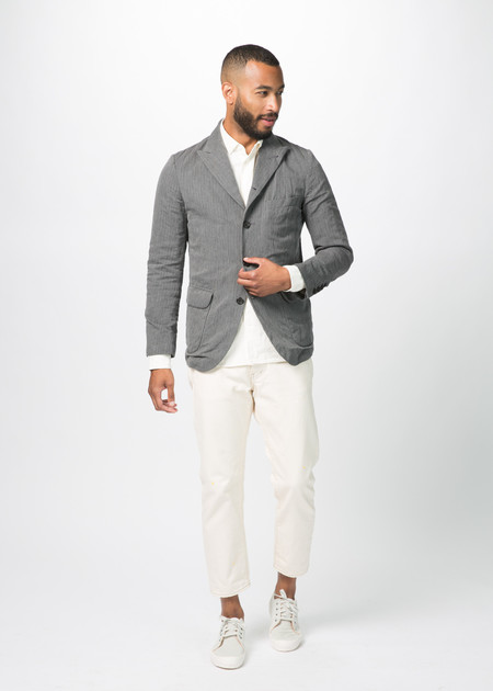 Men's Sage de Cret Four Button Blazer