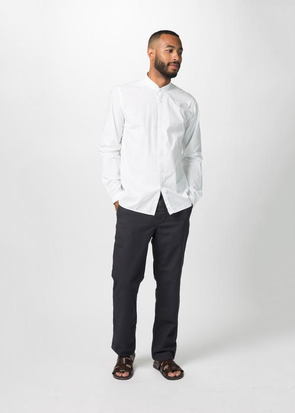 Men's Homecore Kader Poplin Button Up Shirt