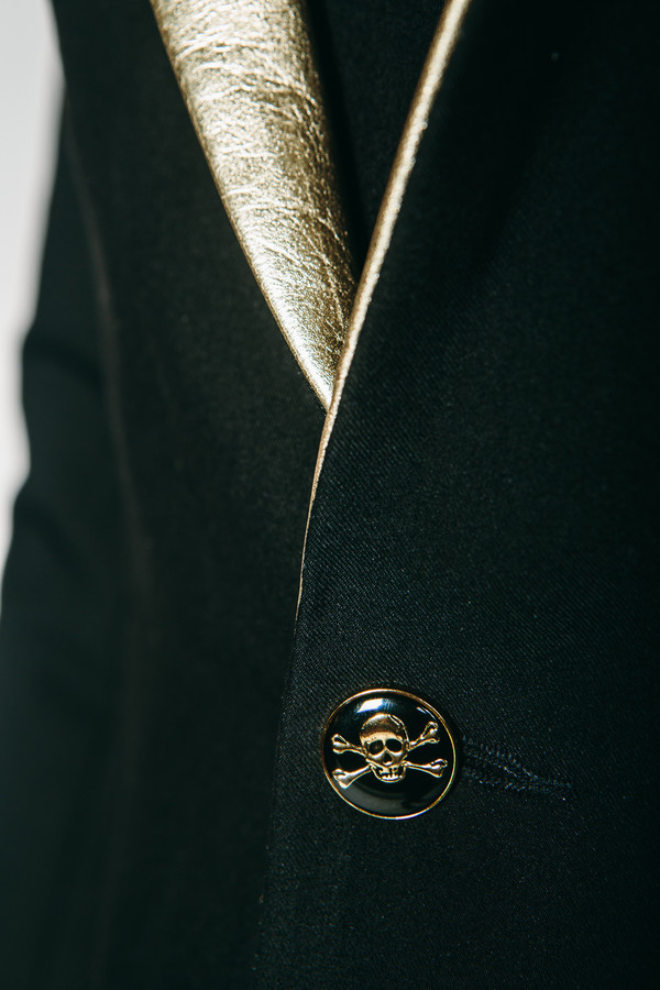 Men's Any Old Iron Golden Yeehaw Jacket