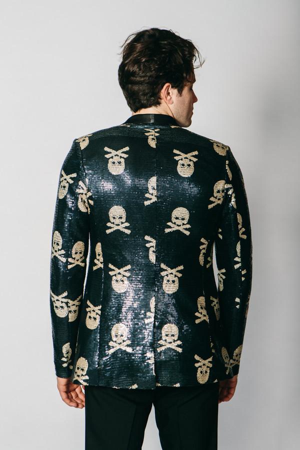Men's Any Old Iron Jolly Rogered Jacket