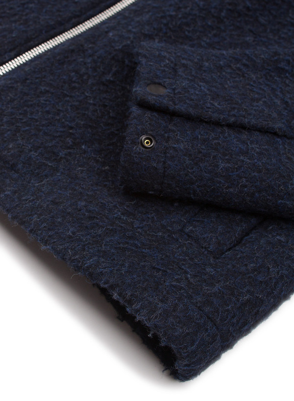 Men's Norse Projects Elliot Melange Wool Fleece