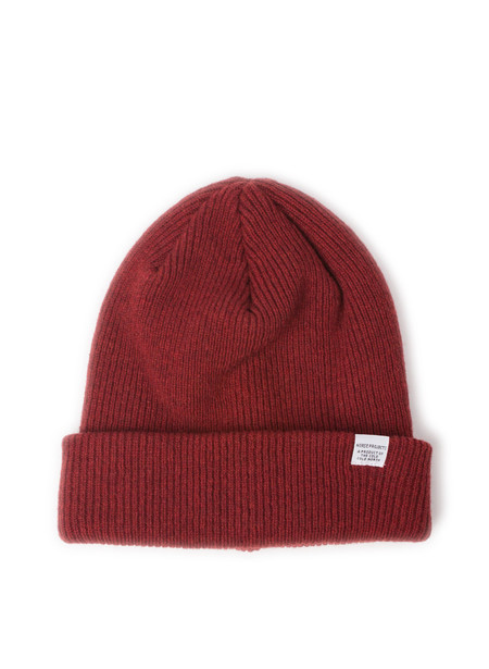 Norse Projects Norse Beanie Red Clay