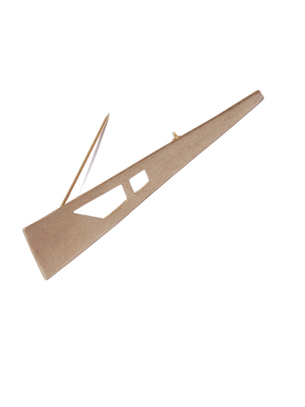 ALYNNE LAVIGNE - Quadri Cutout Pin