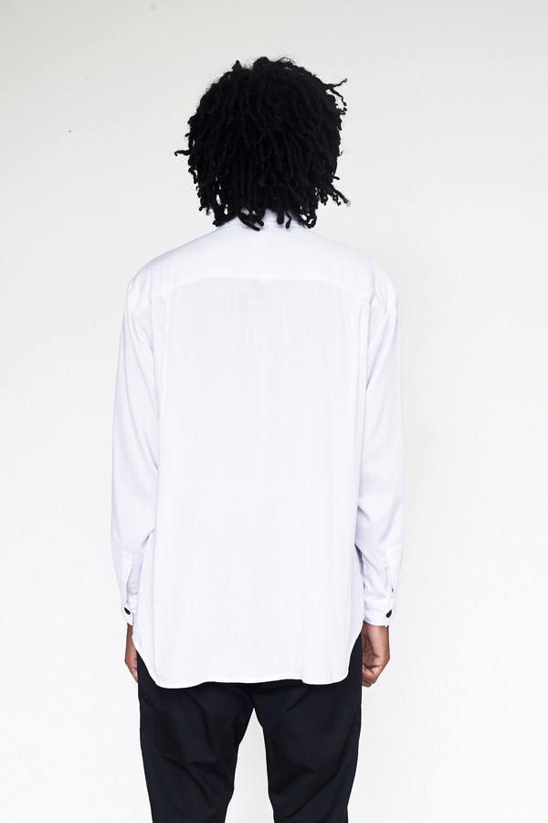 Unisex Assembly New York Rayon Poet Shirt