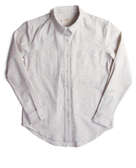 "Bridge & Burn ""Lane"" L/S Speckled Button Up"